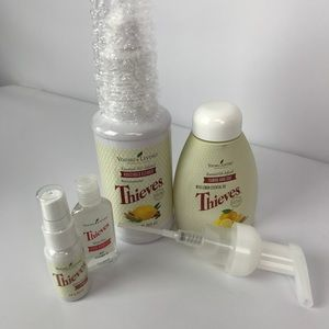 Young Living Thieves kit